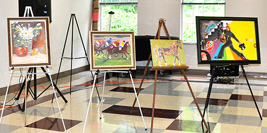 The Lifespan Academy Art Show!