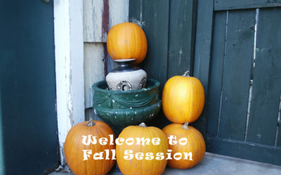 Fall will be FABULOUS!  Here's why.